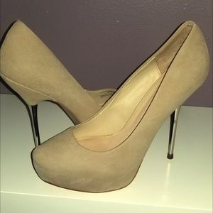 ZARA RARE BRAND NEW Platform High Heel Pumps